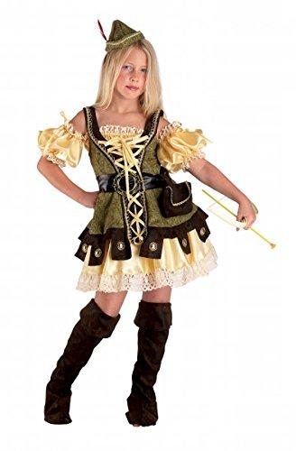 Robina Hood Kostüm Diebinkostüm Gesetzlose Karnevalskostüm, - Coole Ideen Halloween-kostüm Einfache Aber