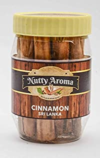 Nutty Aroma Cinnamon from Sri Lanka (Pack of 2)