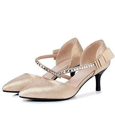 Zormey Frauen Trotteur & Amp; Slip-Ons Frühling Herbst Club Schuhe Gladiator Formelle Schuhe Komfort Neuheit Knöchelriemen Hellen Sohlen Kundenspezifischen Materialien US8 / EU39 / UK6 / CN39