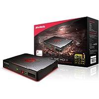 AverMedia C285,  Game Capture HD 2 - Boîtier d'acquisition Video Haute Définition 1080p - Compatible Consoles, enregistrer vos gameplay - Enregistre, modifie et mets en ligne sans PC