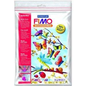 Staedtler Fimo mould Schmetterlinge 9 Motive ca. 9x4cm