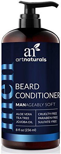 Art Naturals Barba acondicionador acondicionador diario