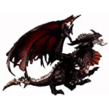 Siyushop World of Warcraft Deathwing Neltharion Figura De Acción Modelo Exquisito - Super Enorme 15.7 Pulgadas De Largo