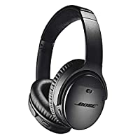 Bose QC35-II wireless noise cancelling headphones - Black