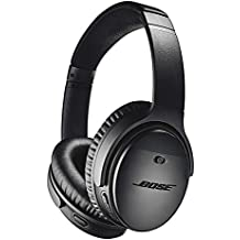 Bose QuietComfort 35 (Series II) Wireless Headphones, Noise Cancelling with Amazon Alexa - Black
