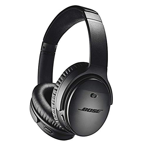 Bose QuietComfort 35 Wireless Kopfhörer II (mit Amazon Alexa), schwarz - Bluetooth-sound-cancelling
