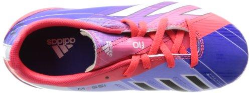 adidas F10 Traxion AG Q33866 Jungen Fußballschuhe Weiß