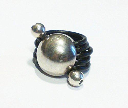 d7e862ae0c24 anillo de cuero - Shopping Style