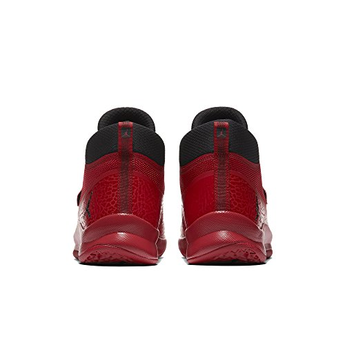NIKE Super. Fly 5 po Basketball Chaussures Gym Red Black