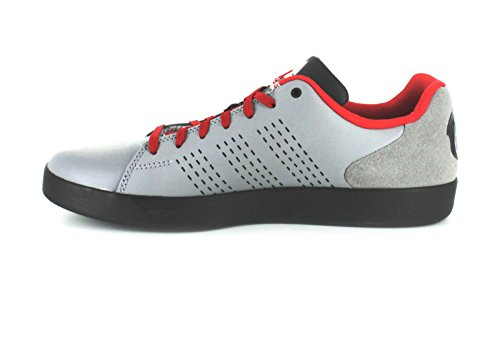 adidas D Rose Lakeshore Herren-Basketball Turnschuhe / Schuhe Grau/Rot