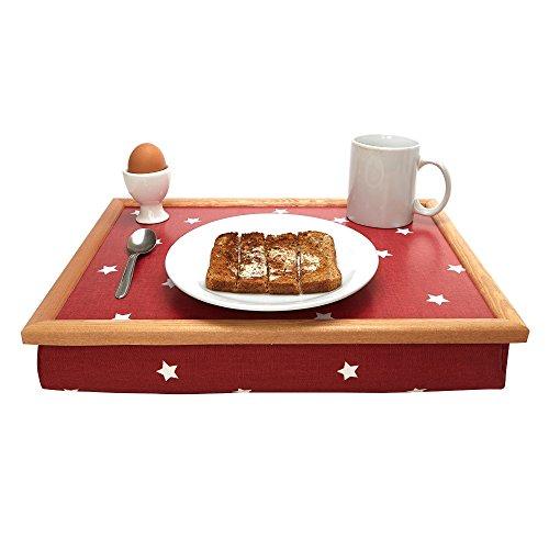 High Qualität Luxus Rot Starry Sterne Sitzsack Knietablett Standfester Tisch Bett Schreibtisch