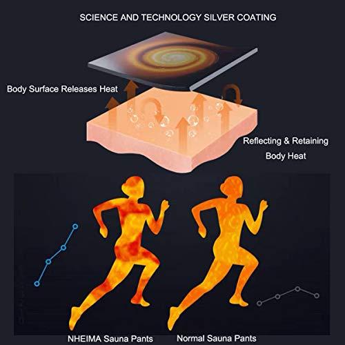 Zoom IMG-2 leggins sportivi donna vita alta