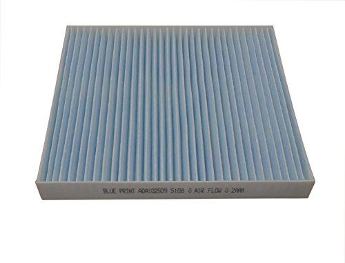 Preisvergleich Produktbild Blue Print ADA102509 Innenraumfilter / Pollenfilter,  1 Stück