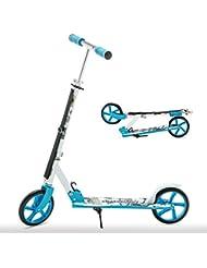 UEnjoy Scooter Kickscooter Kinderroller Tretroller Cityroller Klappbar Tretroller Kinderscooter