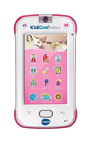 Vtech 80-169554 - Kidicom Max Pink
