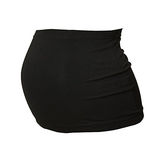 Harry Duley Maternity Belly Band (Pre Pregnancy Size UK 10, Black)