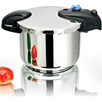 Kitchen Move ASO22-6 Illico cocotte minute, 6 liters