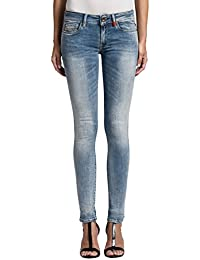 Replay Hyperflex Damen Skinny Jeans Luz