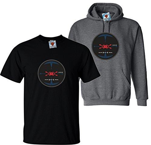 Bullshirt Herren T-Shirt Black T-shirt/ Charcoal