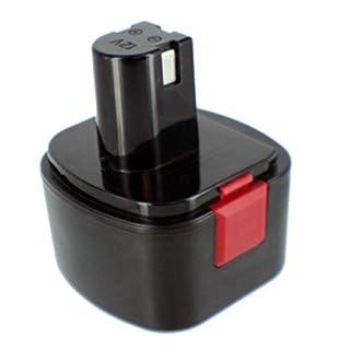 Amsahr GRG-12 Replacement Tools Lincoin Power Luber Grease Gun Battery LNI-1244, LNI-1242, LNI-1201-(3.0Ah, 12V), Black