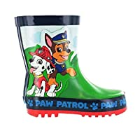 Paw Patrol Boys Thick Rubber Wellies
