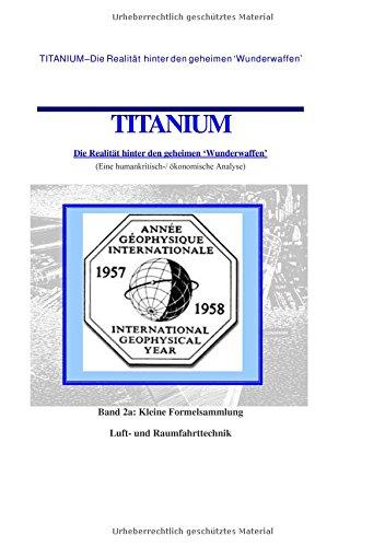 Titanium - Die Realität hinter den geheimen Wunderwaffen