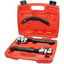450223 Katsu - Compresor de muelles para coche con soporte