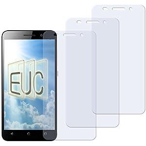 3 x Displayschutzfolie matt/entspiegelnd für Huawei Honor 4X