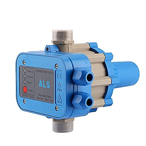 Yosoo Automatic Electric Electronic Switch Control Water Pump Pressure Controller 220V-240V
