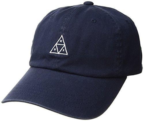 HUF Herren Kappe Stone Wash Triple Triangle Curve Visor Cap