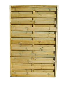 AVANTI TRENDSTORE - Pannello salvavista in legno di pino 120 x 180cm