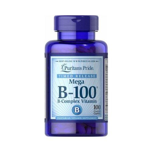 Mega B-100 B-Komplex 100 Tabletten -