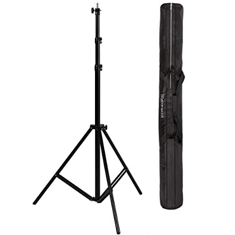 Ravelli ALS Full 10' Air Cushioned Light Stand With Included