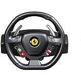 Volant de course pour Xbox 360 - Ferrari F1 458th Italia