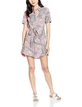 New Look Damen Kleid Paula Tropical