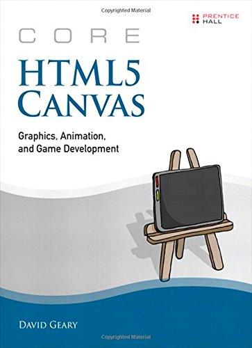 Core HTML5 Canvas (Core Series)