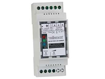 VARIATEUR LED RVB POUR RAIL DIN - VM150