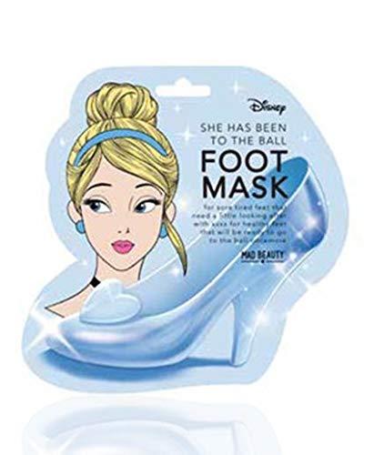 Mad Beauty Disney Fußpeeling Maske, 1er Pack (1 x 1 Stück)