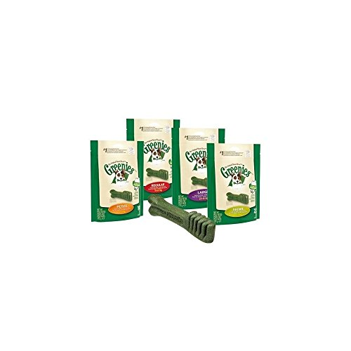 Greenies Dental Snack for Dogs from 8to 11kg. Petite