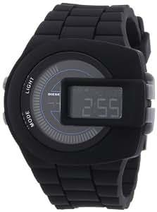 Diesel - DZ7274 - Montre Homme - Quartz - Digital - Chronomètre/alarme - Bracelet Plastique Noir