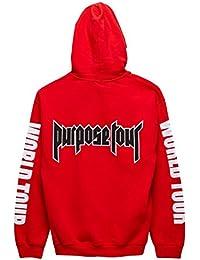 Purpose Tour hoodie - world tour Justin Bieber