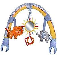 Gioca corsa del bambino Arco Animal musicale Bambola Sonagli Buggy clip giocattolo accessori