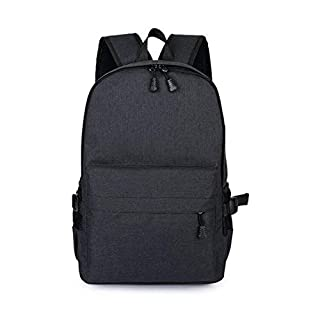 AIHOME Anti Scratch Anti Slip Laptop Backpack with USB Charging Socket and Anti-splash Water with Anti-rain Cover Travel Bag for Men and Women