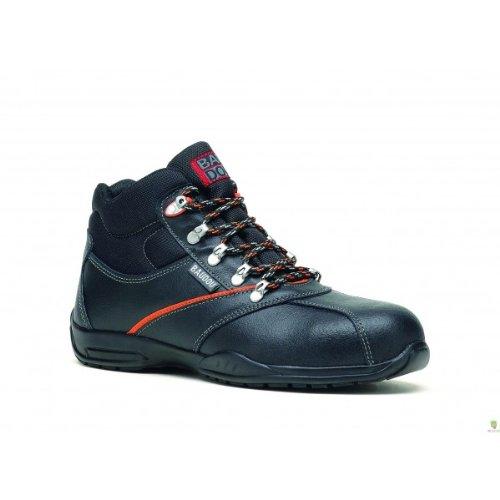 Baudou - Chaussure de sécurité Montante Magenta S3 Baudou - 3833 Noir