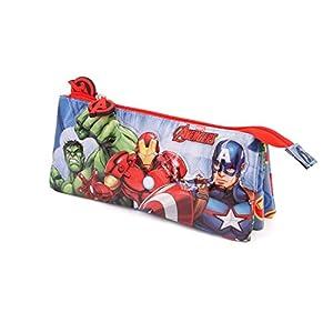 Karactermania The Avengers Force – Estuche, 23.5 cm, Multicolor