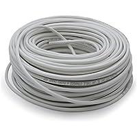 Vultech SC13102-50 Matassa Lan Categoria 5e FTP 50 Metri 23AWG Bobina di Rete Ethernet 50m Cat5e
