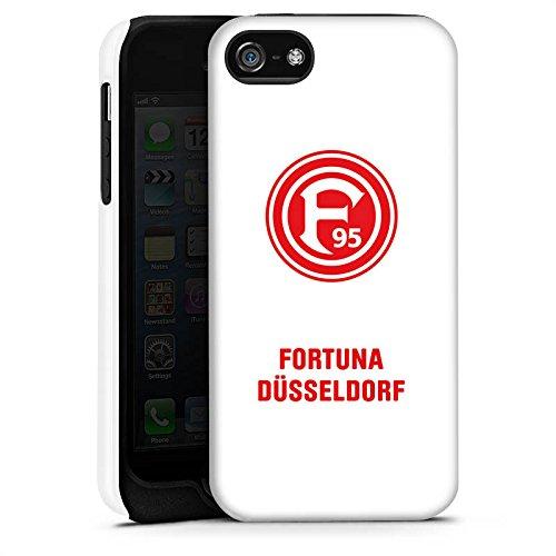 Apple iPhone 7 Hülle Premium Case Cover Fortuna Düsseldorf Fanartikel Bundesliga Tough Case matt