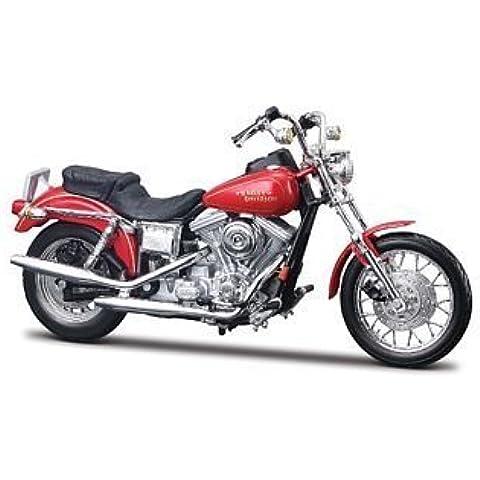 Harley Davidson Dyna Low Rider FXDL Modellino Motocicletta