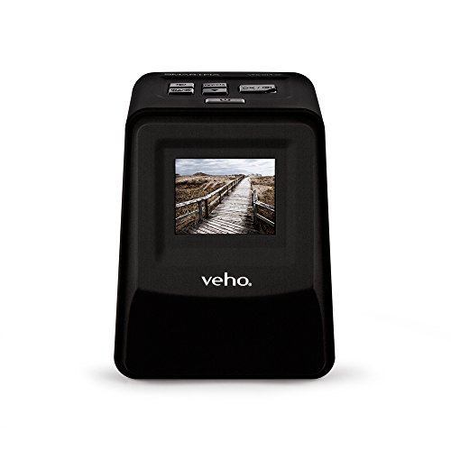 Veho VFS-014-SF Film Scanner Monochrom (Scanner Portable Color)