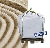 Hamann Spielsand Classic Big Bag 600 kg - Für ein tolles Buddeln & Matschen halbe Palette